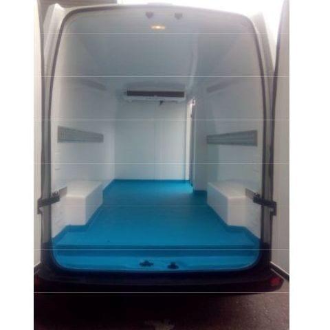 Isotermo con equipo Zanotti, con dos aperturas de puerta, legalizado para su transporte en Frioval