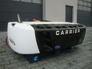 Equipo Carrier Supra 550