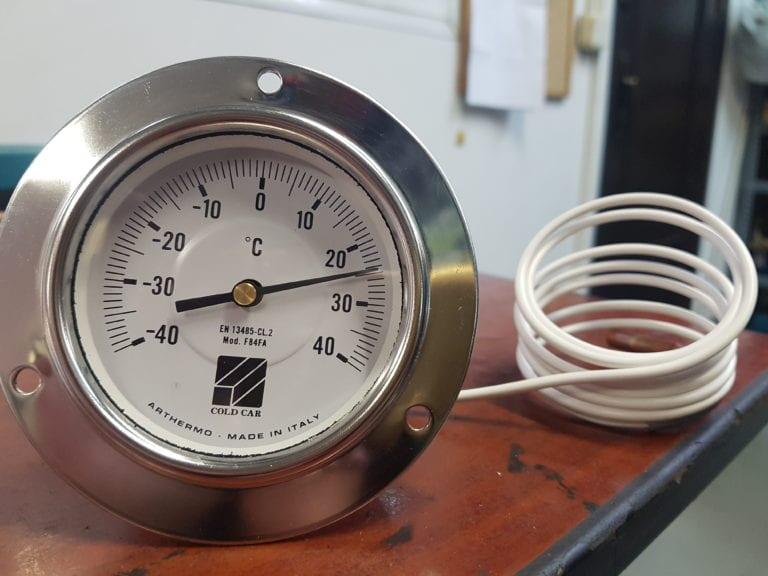 termometros furgon